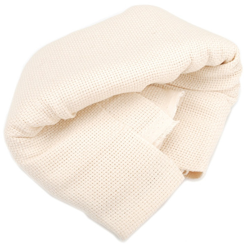 "DMC - Monk's Cloth Aida 7 Count 60""X2.5yd-Natural (Hf4462-5200) 078243015341"