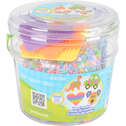 PERLER - Fused Bead Bucket Kit-Bead Mania (42769) 048533427697
