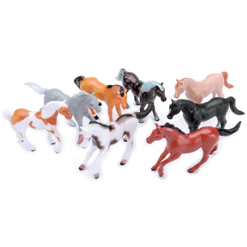 Creatures Inc. - Horses (8 pcs) (1029-01) 652695386817