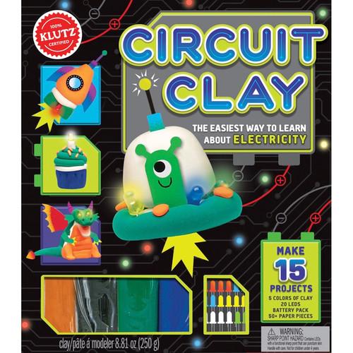 KLUTZ - Circuit Clay Kit - (K810636) 730767106362