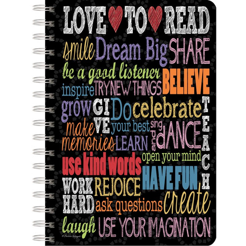 "LANG - Spiral-Bound Journal Notebook 6""X8.25"" 240 Pages-Believe (13500-09) 739744160854"