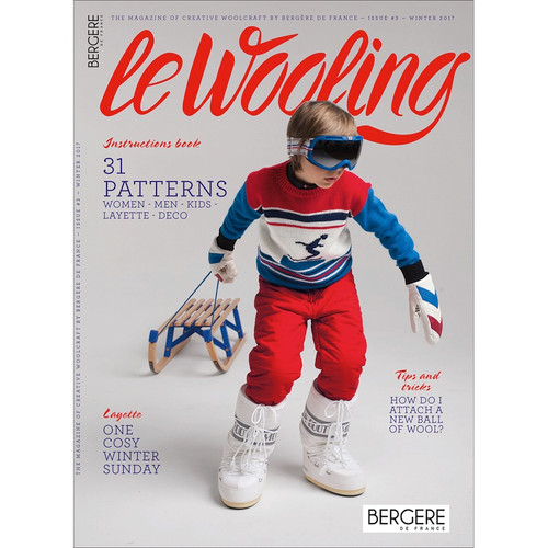 Bergere De France - Le Wooling Magazine-Issue #3 (BF72007) 3661004720072