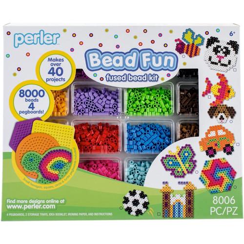 PERLER - Fused Bead Kit-Bead Fun (80-54182) 048533541829