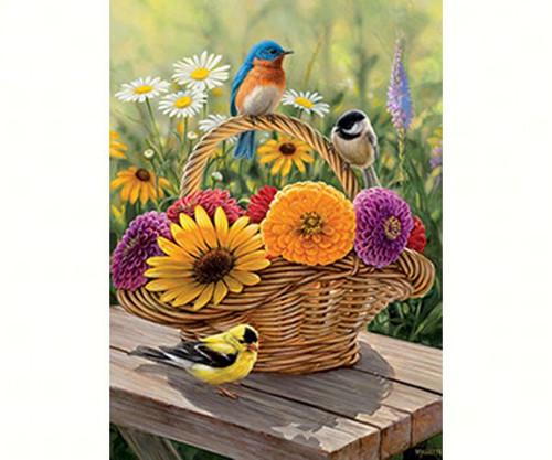 COBBLE HILL - Summer Bouquet 1000 Piece Jigsaw Puzzle OM70029 625012700290