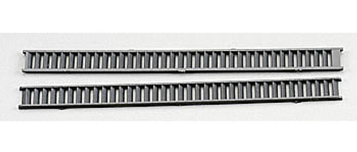 PLASTRUCT - 90441 N Scale Plastic ABS Miniature Stairs (2) 764050904410