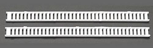 PLASTRUCT - 90661 N Scale Plastic Styrene Miniature Stairs (2) N 764050906612