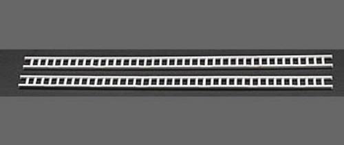 PLASTRUCT - 90672 HO Scale Plastic Styrene Miniature Ladder (2) 764050906728