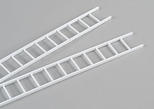 PLASTRUCT - 90675 G Scale Plastic Styrene Miniature Ladder (2) 764050906759