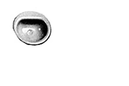 PLASTRUCT - (Architect's Half Inch Scale Furniture) - G (1:24) VANITY SINK (93811) 764050938118