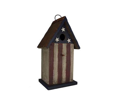 SONGBIRD ESSENTIALS - Americana Birdhouse (SE1007) 645194778375