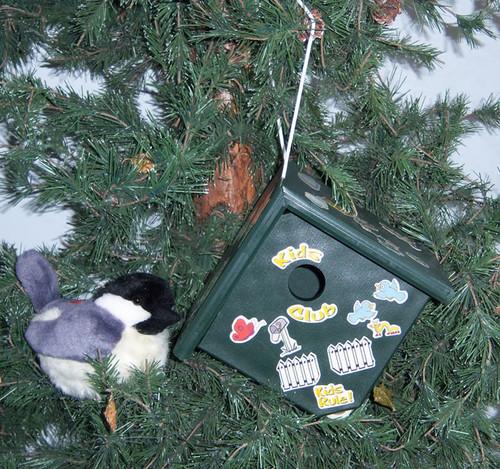 SONGBIRD ESSENTIALS - Bird House Craft Kit (SERUBEKKBH) 601635601701
