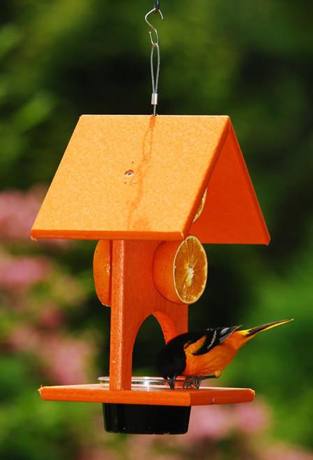 SONGBIRD ESSENTIALS - Fruit & Jelly Oriole Bird Feeder (SERUBFJF) 645194000032