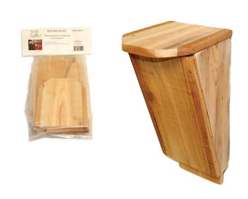SONGBIRD ESSENTIALS - Bat House Craft Kit (SESC00610) 645194610002