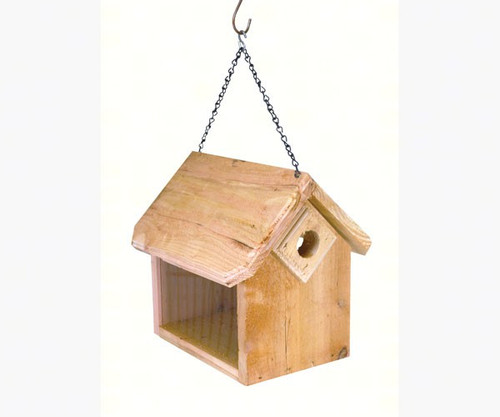 SONGBIRD ESSENTIALS - Hanging Bluebird Feeder SETC114 645194791145
