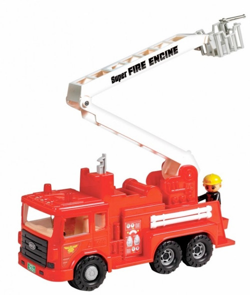 SMALL WORLD TOYS - Fire Engine (3339591) 090543395916