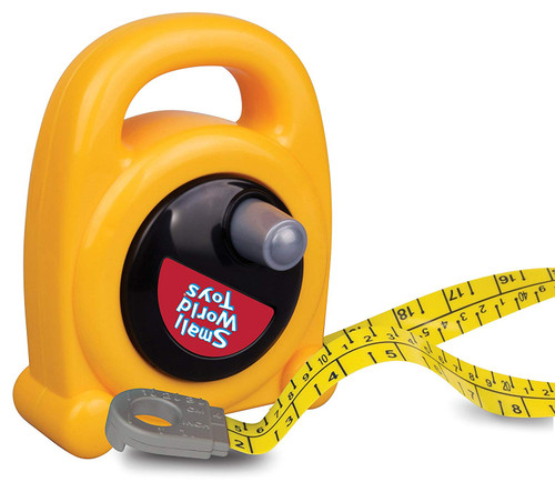 SMALL WORLD TOYS - The Big Tape Measurer (8665018) 090543650183