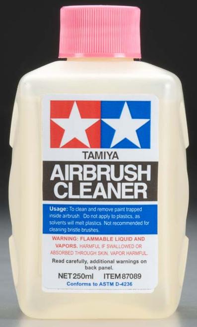 TAMIYA - 250ml Tamiya Airbrush Cleaner (87089) 4950344870899