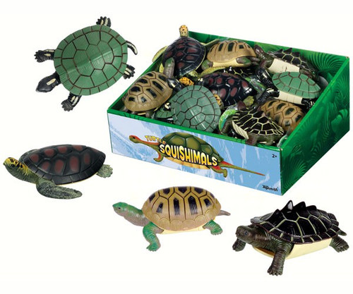 TOYSMITH - Turtle Squishimals (TS1753) 085761017535