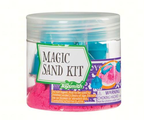 TOYSMITH - Magical Sand Kit TS20025 085761219892
