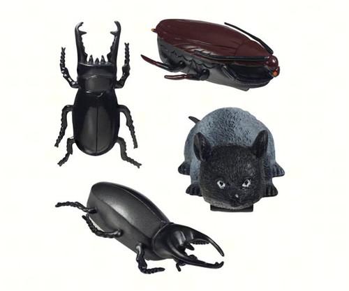 TOYSMITH - Friction Critters (TS20105) 085761226807