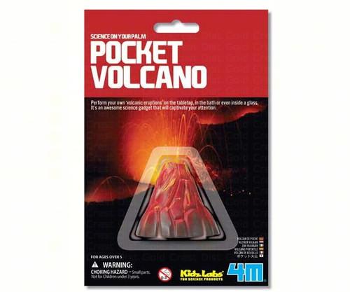 TOYSMITH - Pocket Volcano Science (TS34491) 085761034495