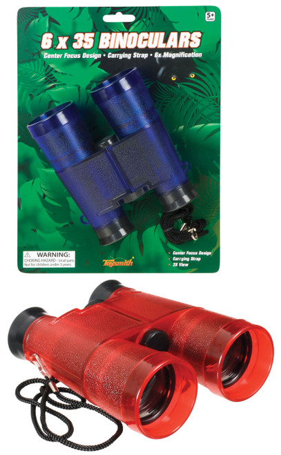 TOYSMITH - Field Binoculars Science Activity Toy (TS6917) 085761069176