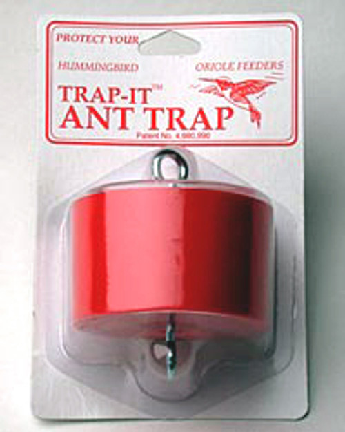 WILDLIFE ACCESSORIES - Trap-It-Ant Ant Mote Trap - Red (WAANTRED) 757848100088