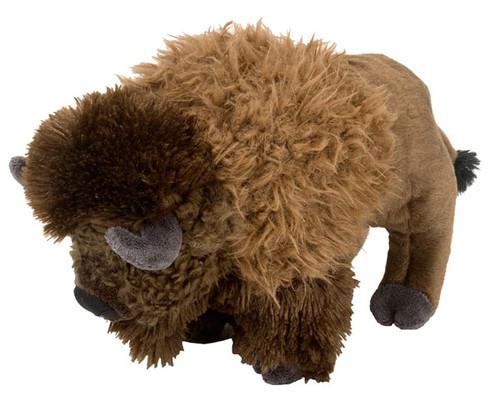 """WILD REPUBLIC - Bison 12"""" Plush Animal Toy WR10922 092389109221"""