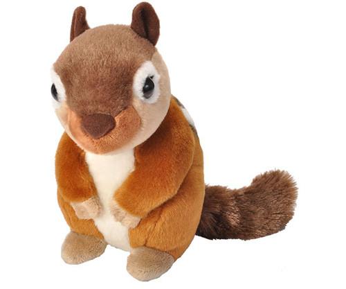 "WILD REPUBLIC - Chipmunk 8"" Plush Animal Toy WR16492 092389164923"