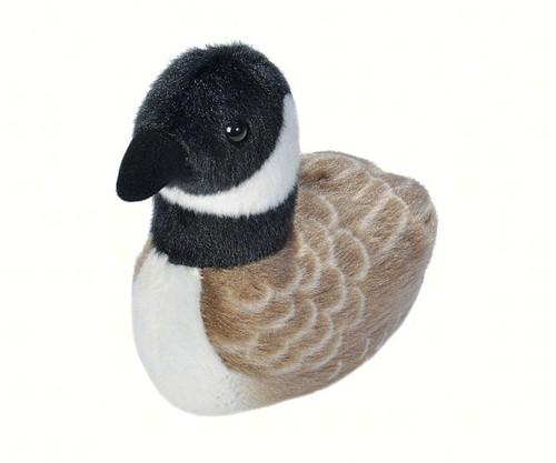 WILD REPUBLIC - Canada Goose Plush Bird Toy with Sound WR18243 092389641578