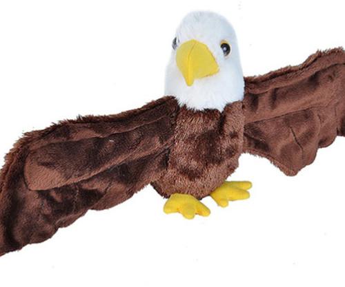 WILD REPUBLIC - Bald Eagle Hugger Plush (WR21415) 92389214154