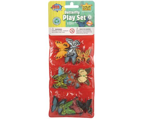 WILD REPUBLIC - Mini Butterfly Playset WR86440 092389864403