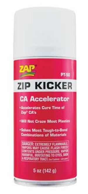 PT50 Zip Kicker Aerosol 5 oz For Adhesive (PT50) 087093004559