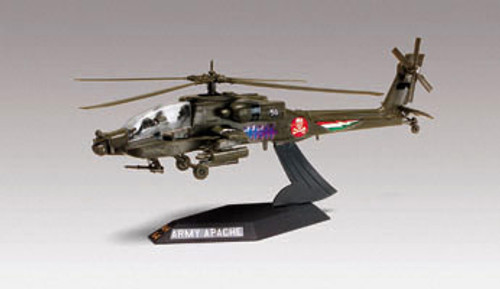 REVELL - Apache Helicopter 1/72 Scale Model Kit (1183) 031445011832