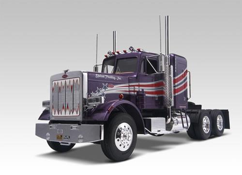 REVELL - Peterbilt 359 Conventional Truck Tractor Model Kit (1506) 031445015069