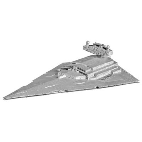 REVELL - 1/4000 Star Wars Imperial Star Destroyer Rogue One - Snap Model Kit (1638) 4009803067490