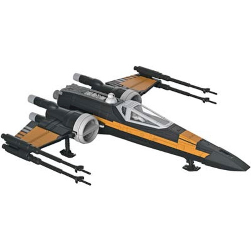 REVELL - 1/78 Poe's Boosted X-Wing Fighter - Plastic Model Kit (1671) 031445016714