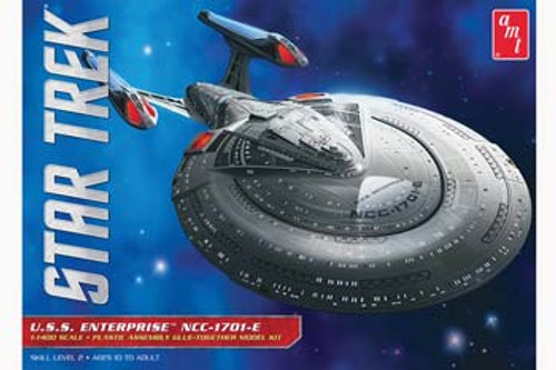 AMT - 1/400 Scale U.S.S. Enterprise 1701-E Plastic Model Kit (853) 849398003282