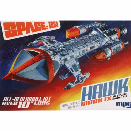 AMT/MPC - 1/72 Space: 1999 Hawk Mk IX Plastic Space Model Kit (MPC881) 849398020357