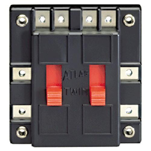 ATLAS - HO Scale Model Railroad Track - Twin Switch (210) 732573002104