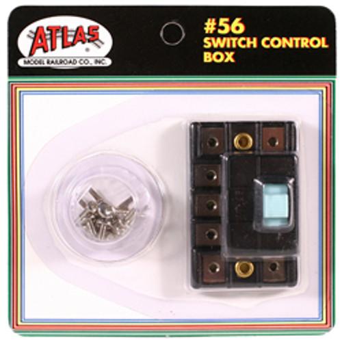 ATLAS - HO Scale Model Railroad Track - Control Box (56) 732573000568