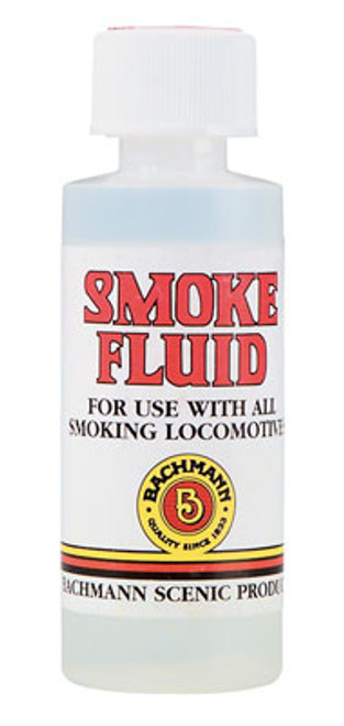 BACHMANN - Smoke Fluid for train locomotives (4.5 oz bottle) (00251) 022899002514