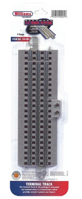 BACHMANN - 00282 O Scale Williams E-Z Track Terminal Track 022899002828