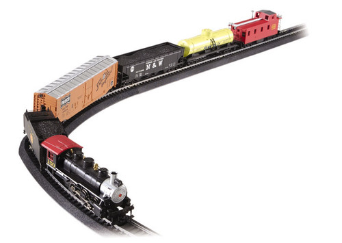 BACHMANN - HO Scale - Electric Train Set Chattanooga - Nashville, Chattanooga & St. Louis (00626) 022899006260