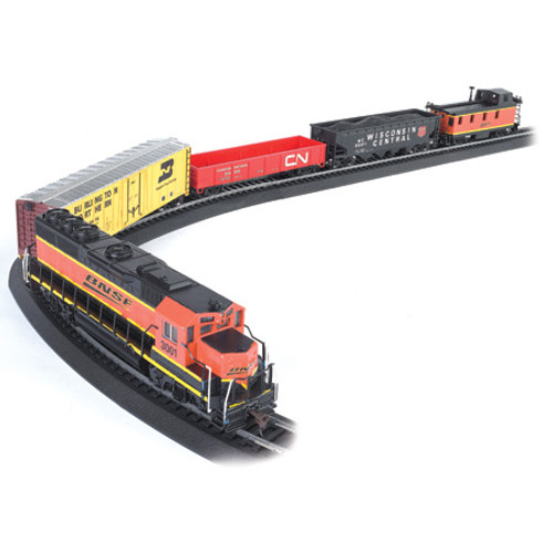 BACHMANN - HO Scale Rail Chief Electric Train Set (00706) 022899007069