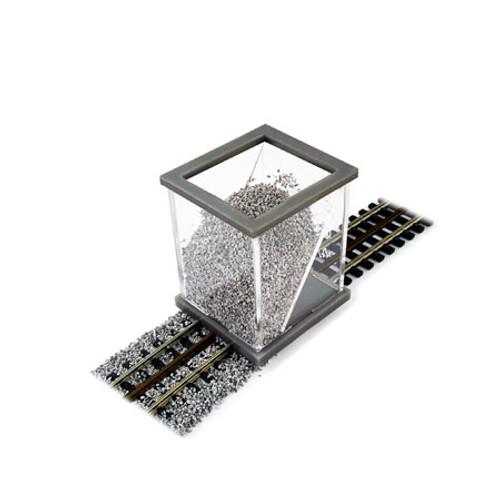BACHMANN - O Scale 3-Rail Track Ballast Spreader (39004) 022899390048