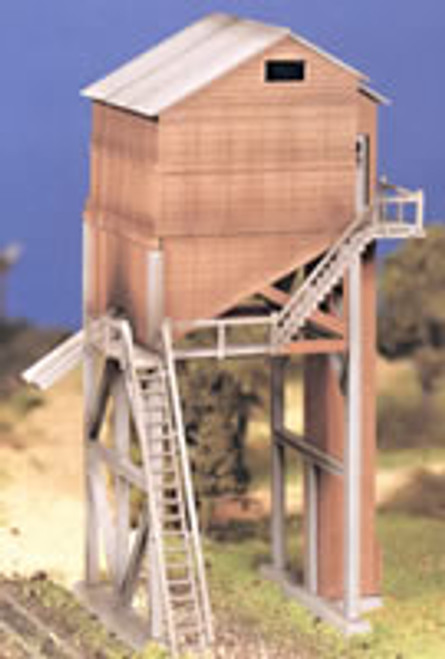 BACHMANN - O Scale Coaling Tower Kit (45979) 022899459790