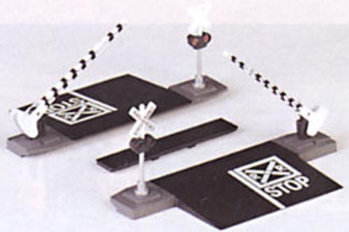 BACHMANN - N Dual Crossing Gate - Train Accessories (N Scale) (46720) 022899467207