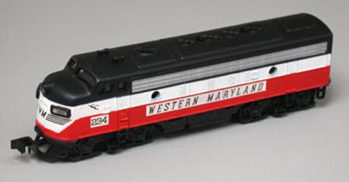 BACHMANN - N Scale 2-6-2 Prairie Southern Green Locomotive (51572) 022899515724