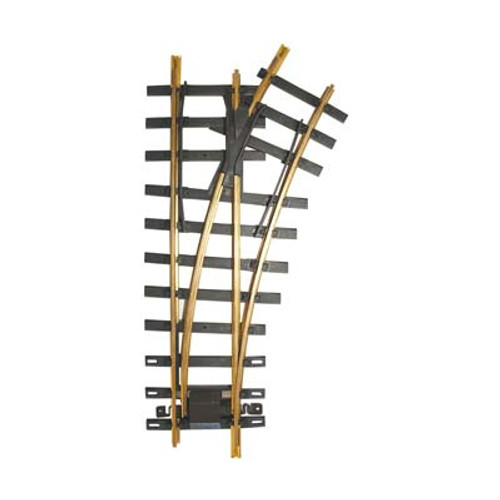 BACHMANN - 94658 G Scale #1100 Turnout Right Brass Switch Track 022899946580